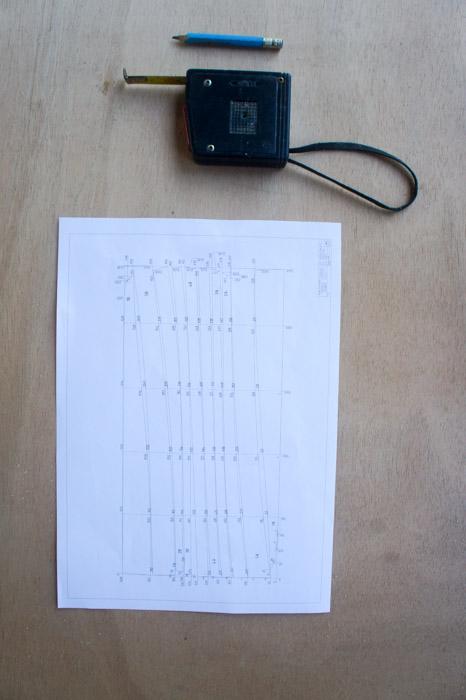 Cotele date ca si coordonate x-y