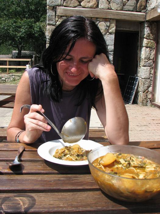 Supa corsicană