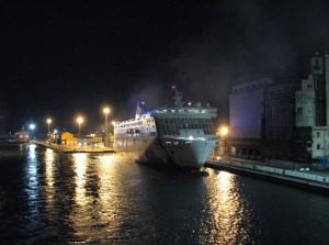 Plecarea din Livorno
