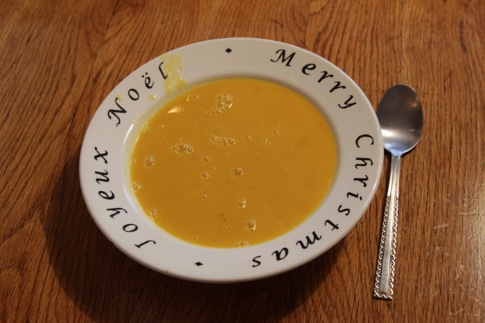 Supă de ludaie