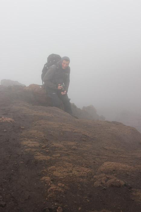 Ascensiune prin ceață