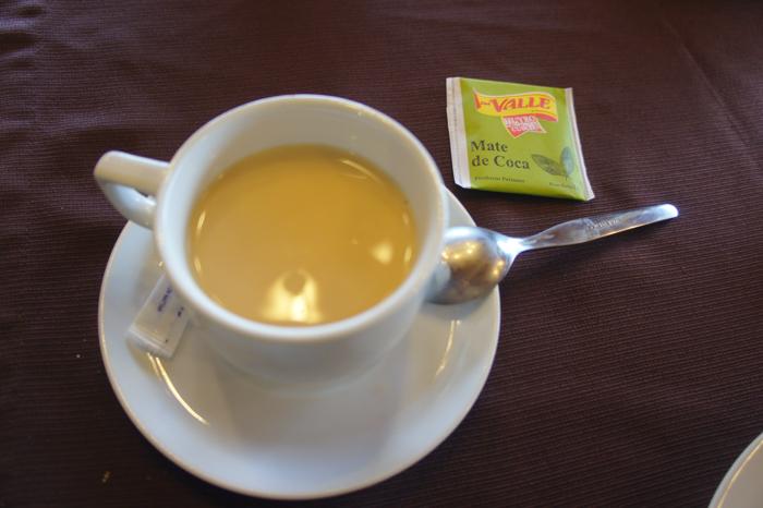Ceai de coca