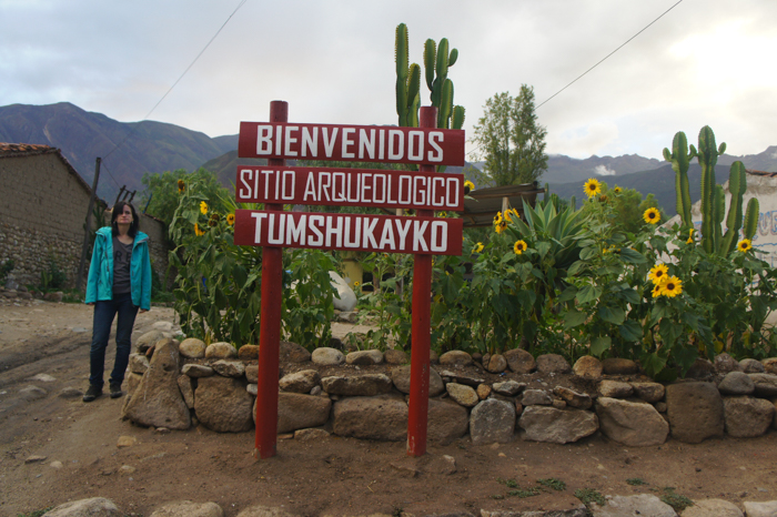 siteul arheologic Tumshukayko