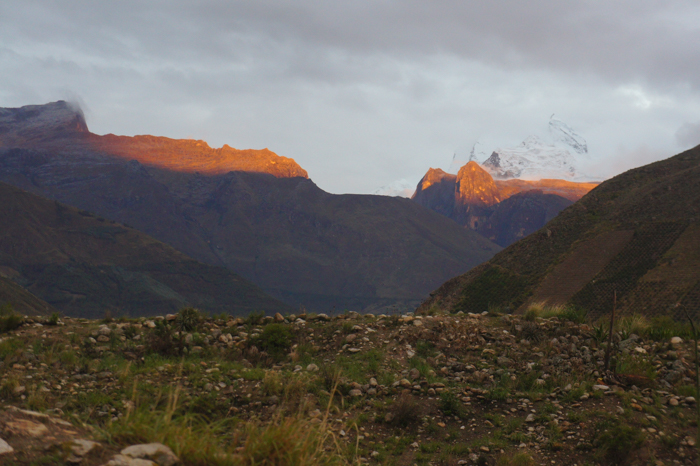 Vârful Huandoy