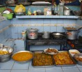 Local in piata din Caraz