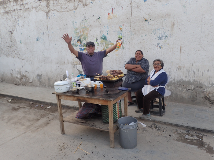 Piata din Caraz