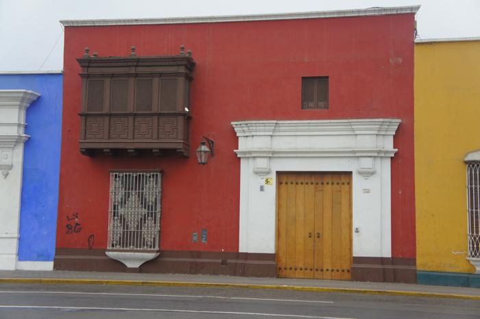 Clădire din Trujillo
