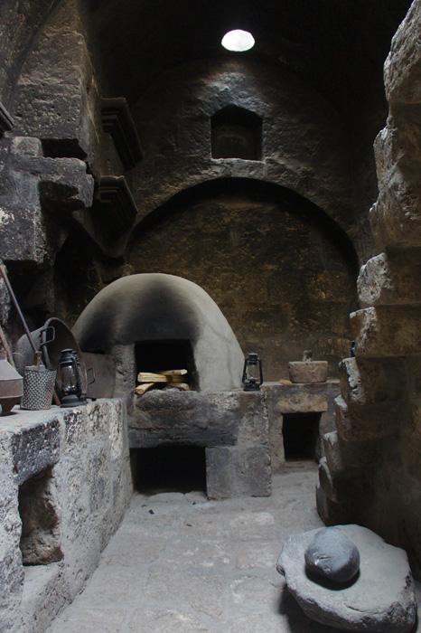 Santa Catalina - bucătării