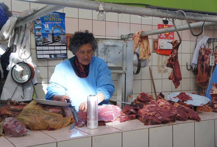 Piața din Puno