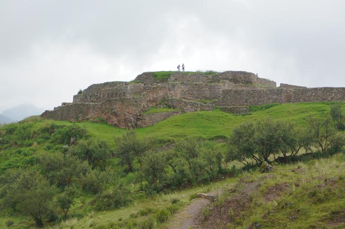 Ruinele fortăreței
