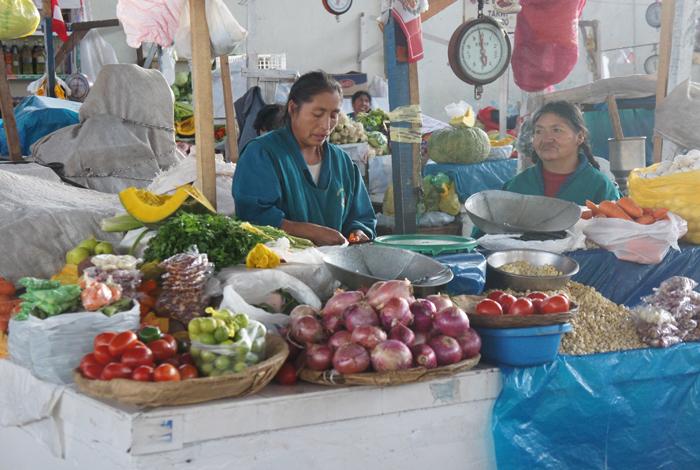 Piața alimentară