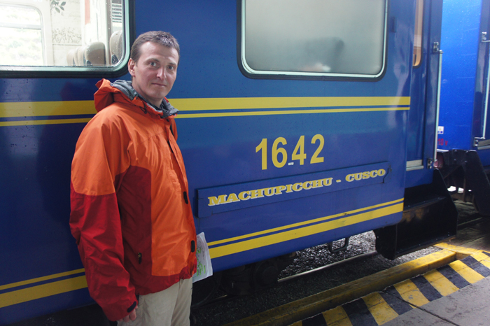 "Peru Rail ""expedition"""