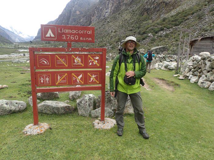 Camp Llamacorral