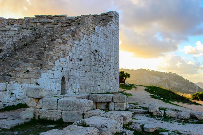 Teatrul din Segesta