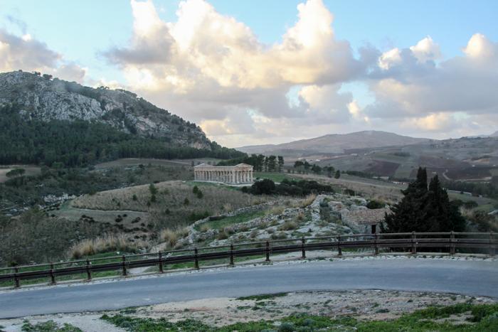 Templul din Segesta