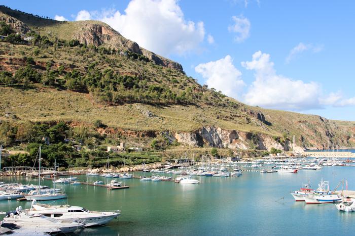 Portul Castellammare del Golfo