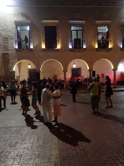 Duminică seara în Valladolid
