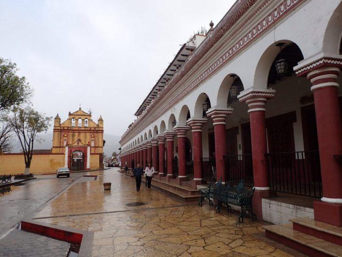 Piazza Zocalo, San Cristobal de las Casas
